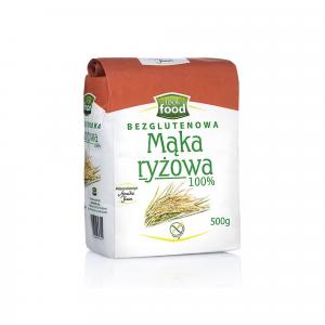 Mąka ryżowa bezglutenowa 500 g