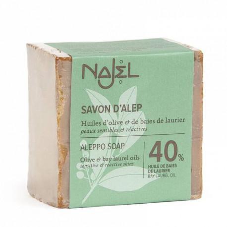 Mydło Aleppo 40% oleju laurowego
