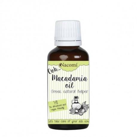 Olej z orzechów makadamia 30 ml