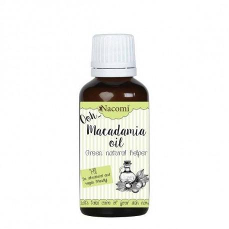 Olej z orzechów makadamia 50 ml