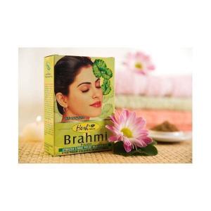 Wzmacniająca maska do włosów - Brahmi