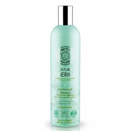 NATURA SIBERICA Anti-Dandruff Shampoo przeciwłupieżowy szampon do włosów 400ml