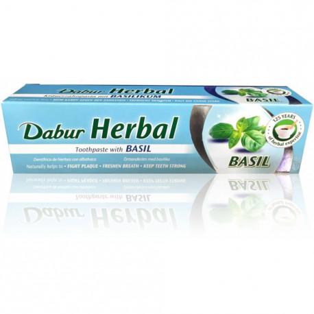 Dabur ziołowa pasta do zębów z bazylią