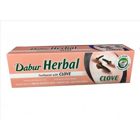 Dabur ziołowa pasta do zębów goździk