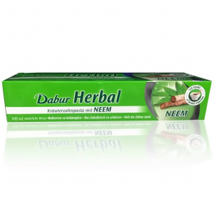 Dabur ziołowa pasta do zębów z Neem