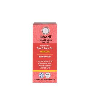 Olejek do twarzy i ciała z hibiskusem 10 ml
