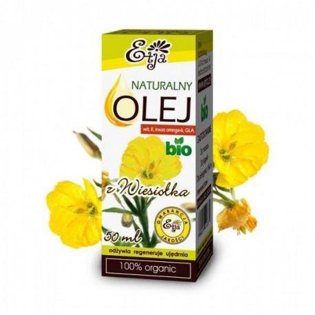 Naturalny olej z wiesiołka BIO, 50ml, Etja
