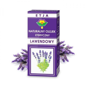 Naturalny olejek eteryczny lawendowy, 10ml, Etja
