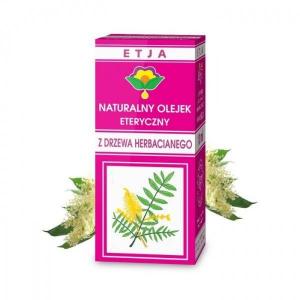Naturalny olejek eteryczny z drzewa herbacianego