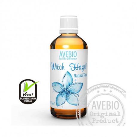 Tonik oczarowy - przeciwzapalny i łagodzący, 100ml, Avebio