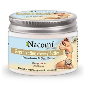 Regenerujące masło do ciała po opalaniu