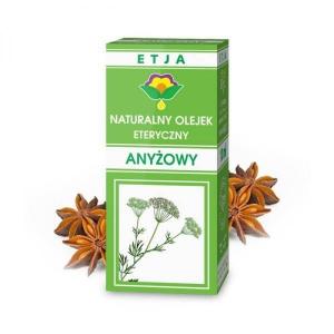 Etja, naturalny olejek eteryczny anyżowy, 10 ml