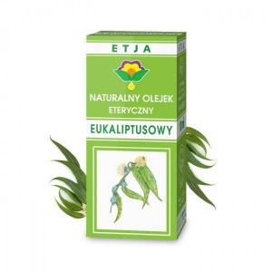 Etja, naturalny olejek eteryczny eukaliptusowy, 10 ml
