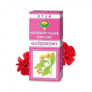 Olejek Goździkowy - Naturalny Olejek Eteryczny, 10ml Etja