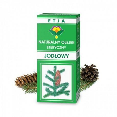 Naturalny olejek eteryczny jodłowy, 10ml, Etja
