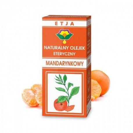 Naturalny olejek eteryczny mandarynkowy, 10ml, Etja
