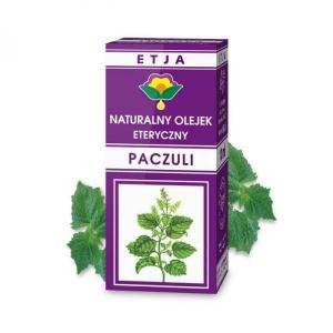 Naturalny olejek eteryczny paczulowy,10ml, Etja