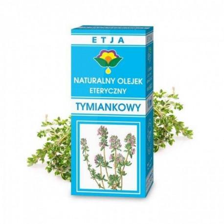 Naturalny olejek eteryczny tymiankowy, 10ml, Etja