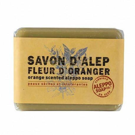 Mydło Aleppo Pomarańcza, 100g, Aleppo Soap