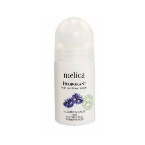 Bławatkowy Dezodorant w Kulce, Melica, 50ml