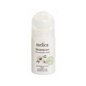 Antyperspirant do skóry wrażliwej z ekstraktem z rumianku Melica Organic 50 ml