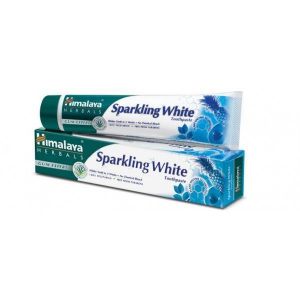 Wybielająca pasta do zębów - Lśniąca biel, 75ml, Himalaya