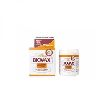 L' Biotica Biovax maseczka do włosów suchych i zniszczonych 250 ml
