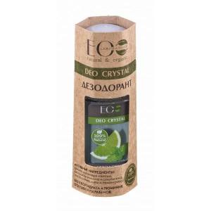 Naturalny dezodorant z ekstraktem z cytryny - deo crystal