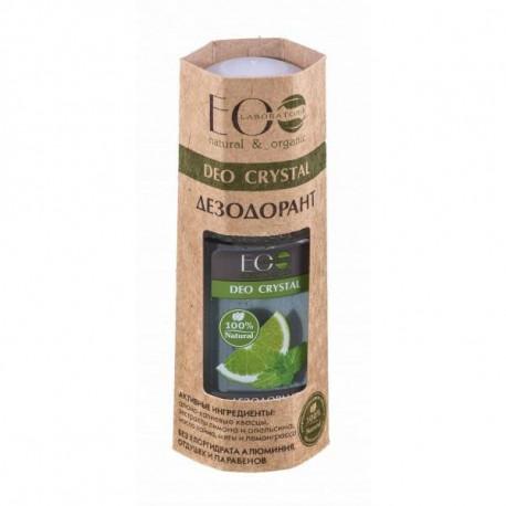 Crystal EOLab Naturalny dezodorant z ekstraktem z cytryny 50 ml