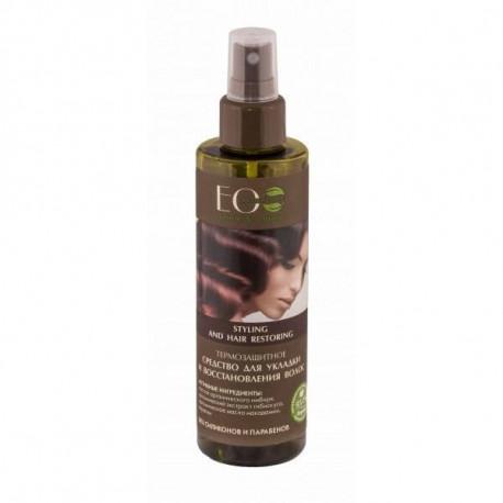 Termoochronny spray do układania włosów, 200ml, Eolab