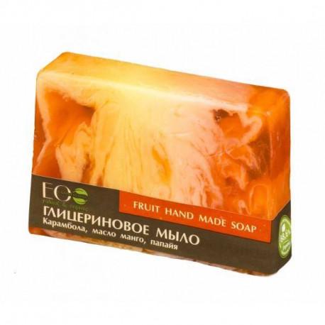 Naturalne mydło glicerynowe - Owocowe, 130ml, EoLab