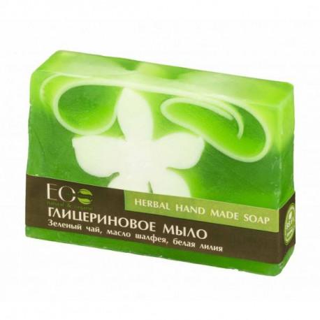 Naturalne mydło glicerynowe - Ziołowe, 130ml, EoLab