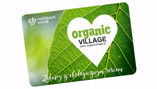 Organic Village Cashback Card