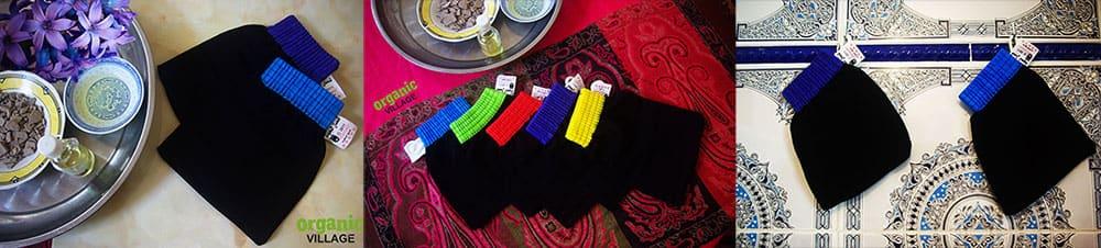 Kessa, harka. Oryginalna rękawica marokańska