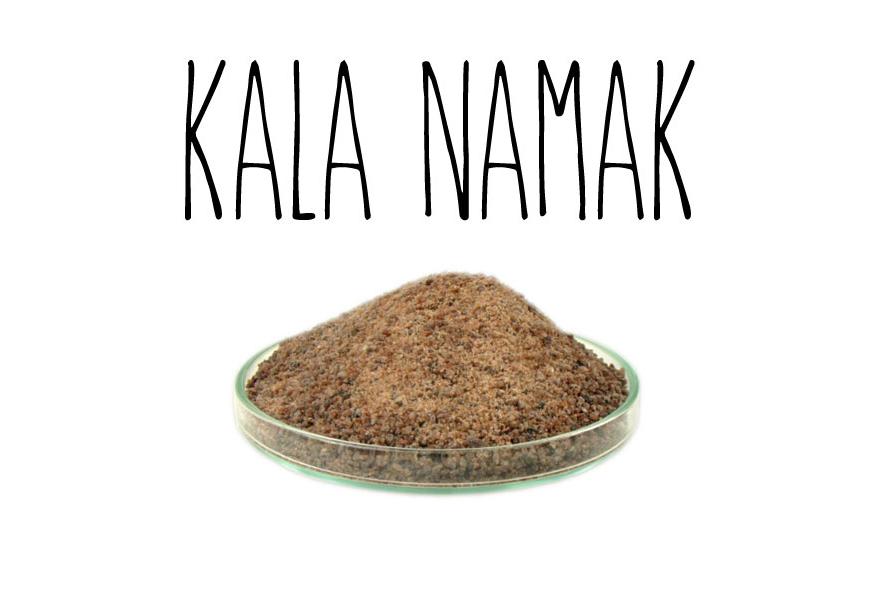 Czarna sól Kala Namak. Bogactwo Himalajów w twoim domu
