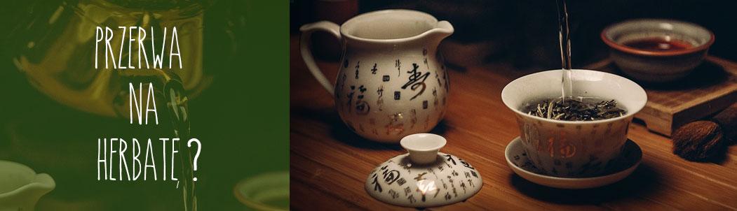 Herbaty organiczne, różne kompozycje smakowe. Yerba mate, zielona herbata, zioła, owoce suszone.