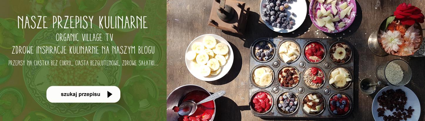 Nasze przepisy kulinarne - zdrowe inspiracje
