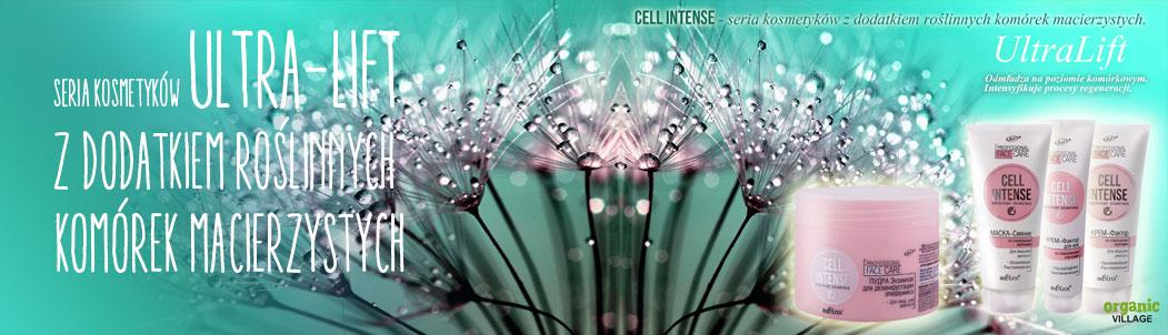 Ultra lift - Cell Intense - odmładza na poziomie komórkowym