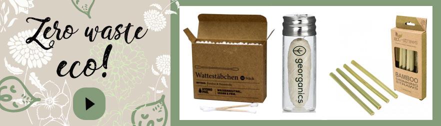Zero waste - ekologiczne produkty