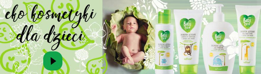 Baby Care ekologiczna seria dla dzieci