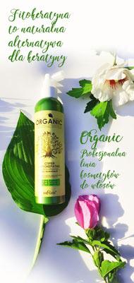 Organic Fitokeratyna